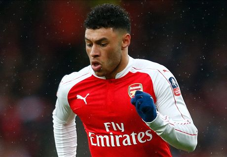 Ox-Chamberlain spares Arsenal blushes
