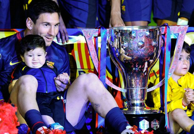 Lionel Messi will visit Senegal this week