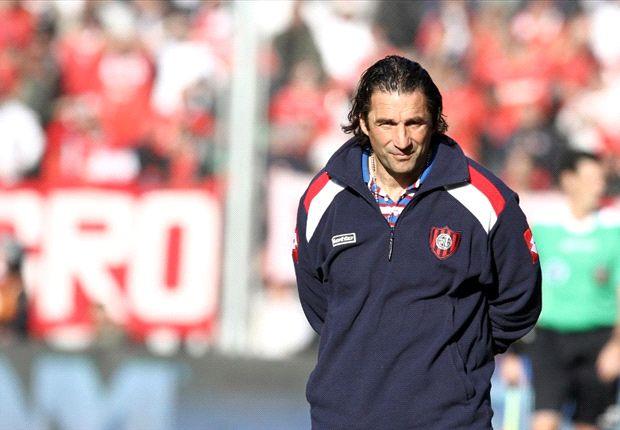 Pizzi cambió San Lorenzo por Valencia, a pesar del título.