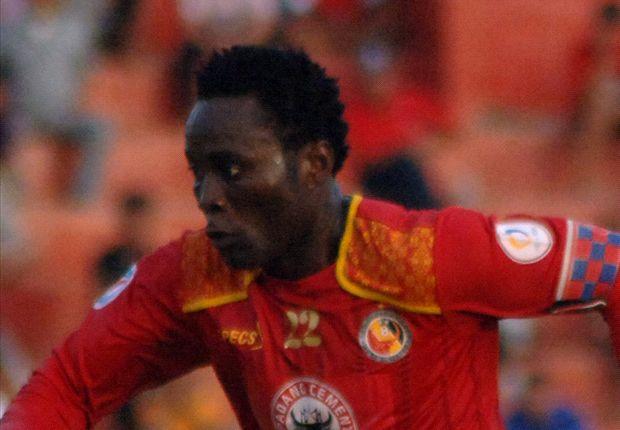 Semen Padang menang lima gol tanpa balas