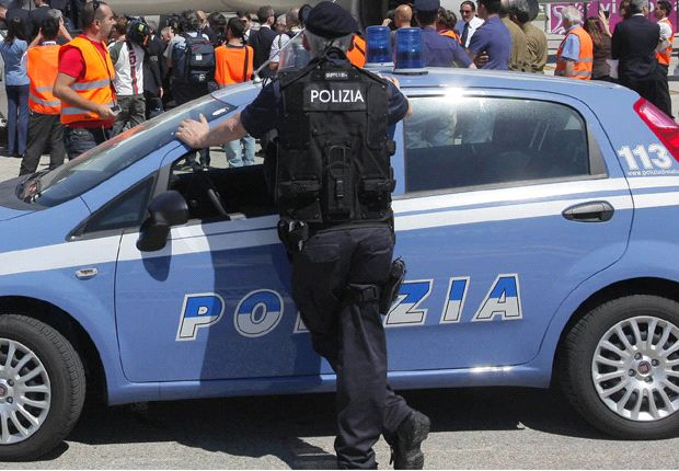 Police probe widens beyond Italy