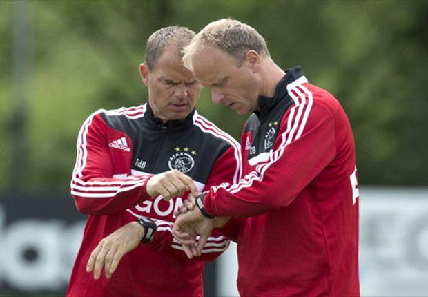 De Boer heeft hoge verwachtingen van Van der Hoorn en Bojan