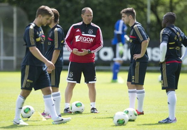 De Boer: Ajax trio will only leave for top teams