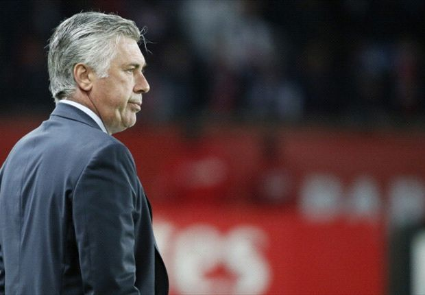 Carlo Ancelotti menilai anak-anak asuhnya kurang termotivasi saat melakoni derby Madrid