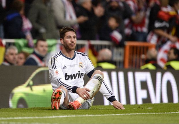 La rancune est tenace chez Sergio Ramos