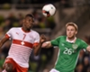 O'Kane relieved after Ireland debut