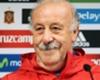 Del Bosque: Spain door not closed yet