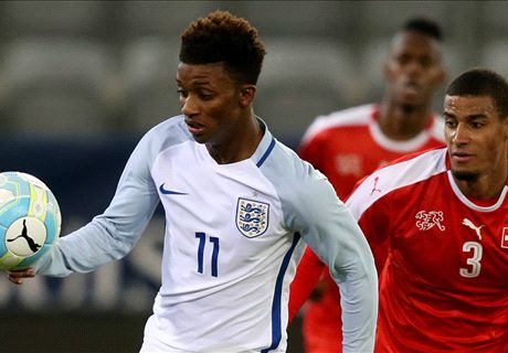 REPORT: England youngsters held