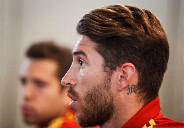 """Sergio Ramos: """"No somos máquinas"""""""