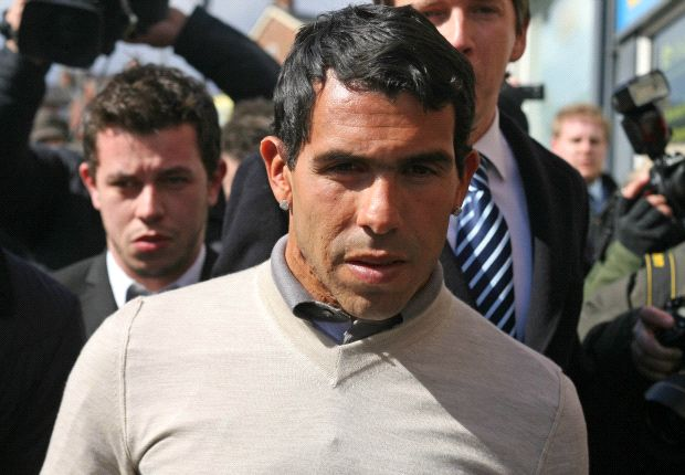 Tevez wants Argentina return for World Cup