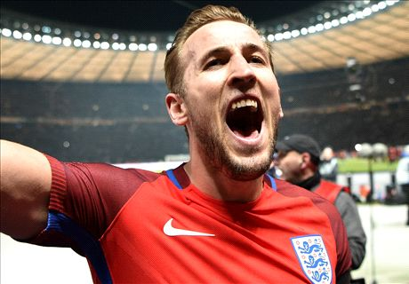 'I see a lot of Van Nistelrooy in Kane'