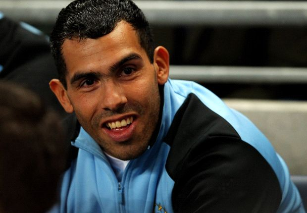 Barry: Tevez a big loss for City