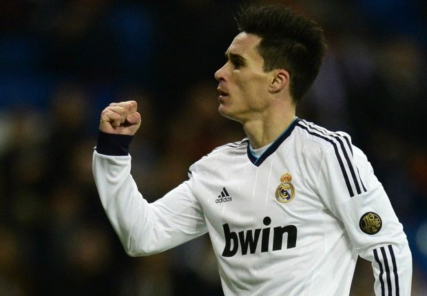 Real Madrid attacker Callejon set to join Napoli