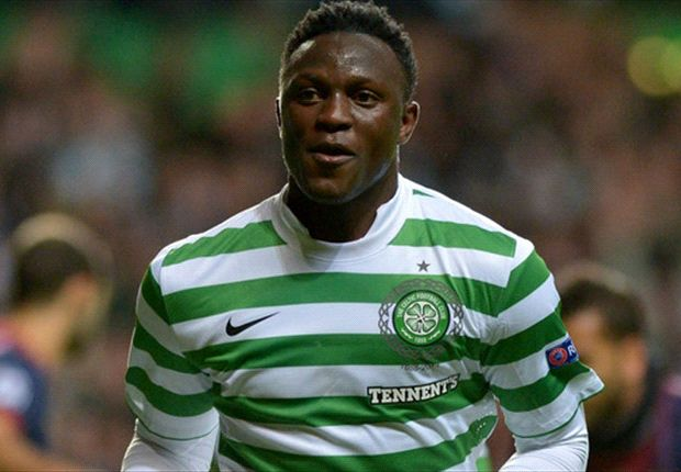 Celtic and Kenya midfielder Victor Wanyama