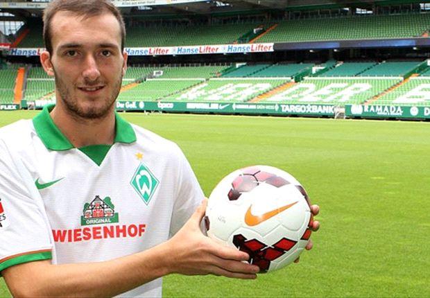 Werder Bremen confirms Caldirola signing