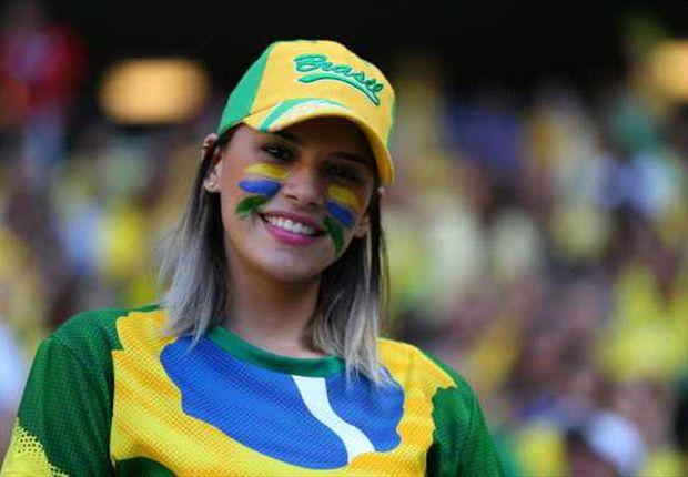 Die schöne Seite des Confed Cup in Brasilien
