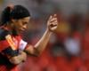 Ronaldinho: Promi-Star für ein Spiel