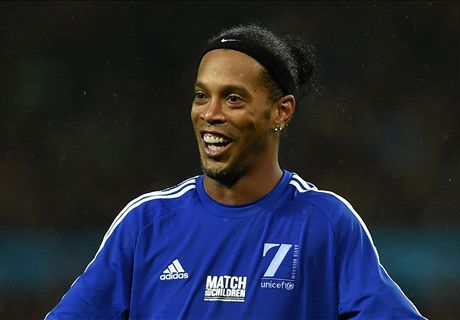 Ronaldinho wil Chapecoense helpen