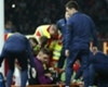 Butland suffers fractured ankle