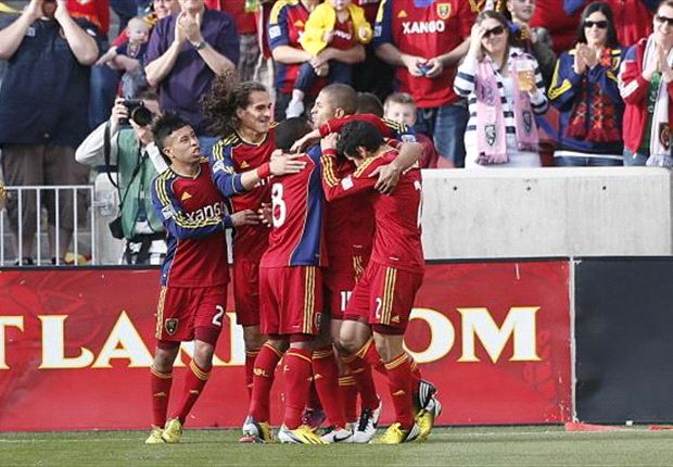 Real Salt Lake proved to be too much to handle for the NASL's Carolina RailHawks in the U.S. Open Cup quarterfinals.