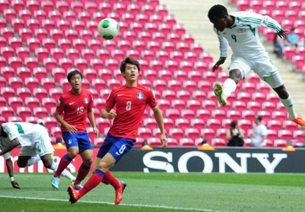 Korea Republic U20 0-1 Nigeria U20: Kayode Olarenwaju's header earns second round ticket