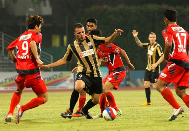 Both Home United and Tanjong Pagar are gunning for victories in their Singapore Cup ties