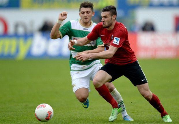 Neue Herausforderung: Matthias Zimmermann (links) wechselt zum SV Sandhausen