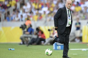 Del Bosque: Spain is not invincible