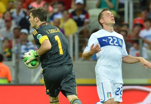 Giaccherini: I was supposed to take Bonucci's penalty against Spain