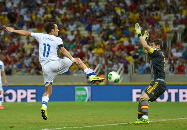 Casillas: Spain rode their luck