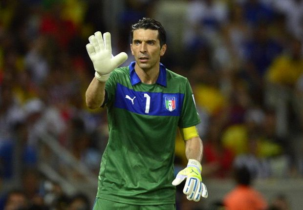 Italy record-breaker Buffon may go down as the greatest goalkeeper in history