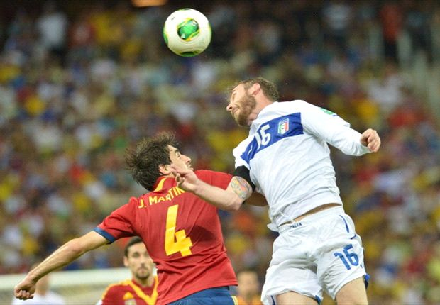 De Rossi a monster & Candreva comes of age as Italy prove they're World Cup contenders