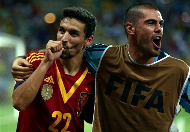 """""""Navas is te vergelijken met Bale"""""""