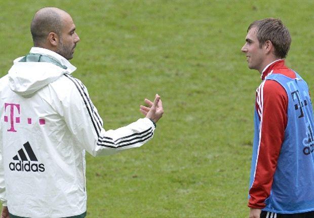 Lahm valora de manera positiva los primeros días de Guardiola en el Bayern