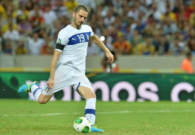 Leonardo Bonucci mengatakan kegagalan penaltinya adalah pelajaran berharga
