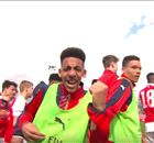 Arsenal win the Future Cup