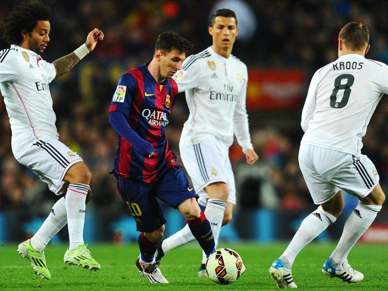 Barcelona v Real Madrid, Liverpool v Man Utd & more: Football's BIGGEST rivalries