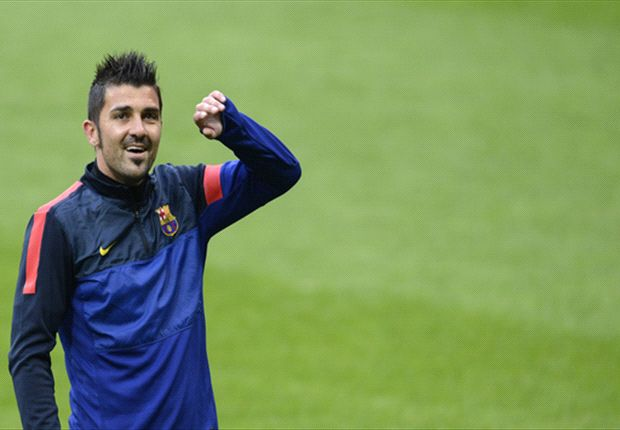 Barcelona agrees with Atletico Madrid on deal for David Villa
