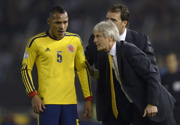 Aldo Leao ha sido asiduo convocado con Colombia