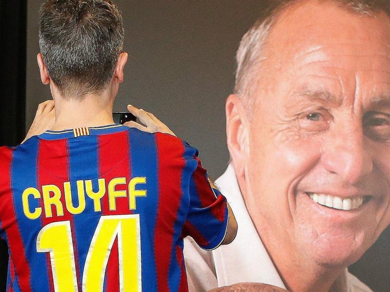 VIDÉO - Johan Cruyff, un an déjà