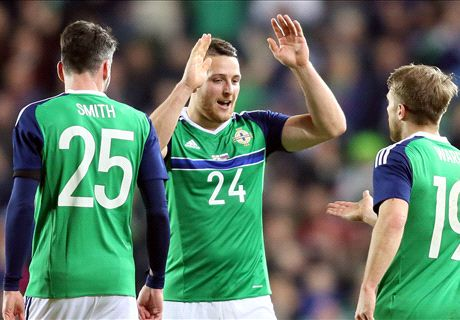 LIVE: Northern Ireland vs Belarus