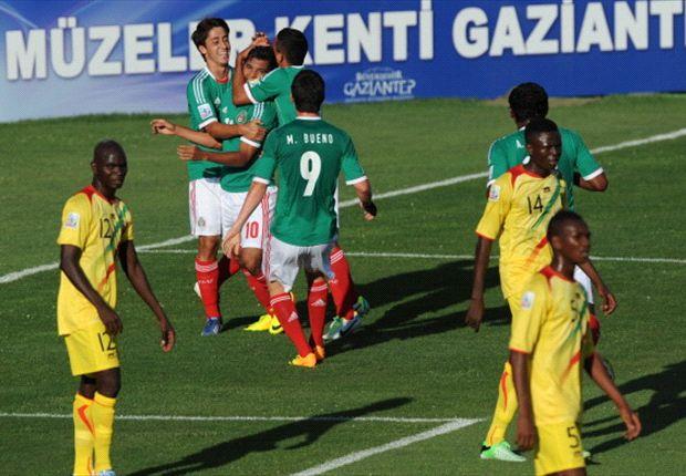 México enfrentará a España en octavos de final del Mundial Sub-20