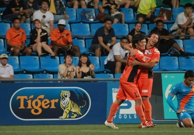 Will Albirex Niigata have reason to celebrate again in Round 16 of the S.League?