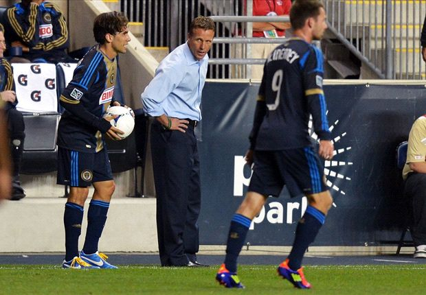 Philadelphia Union 1-0 Toronto FC: Ten-man Union win late