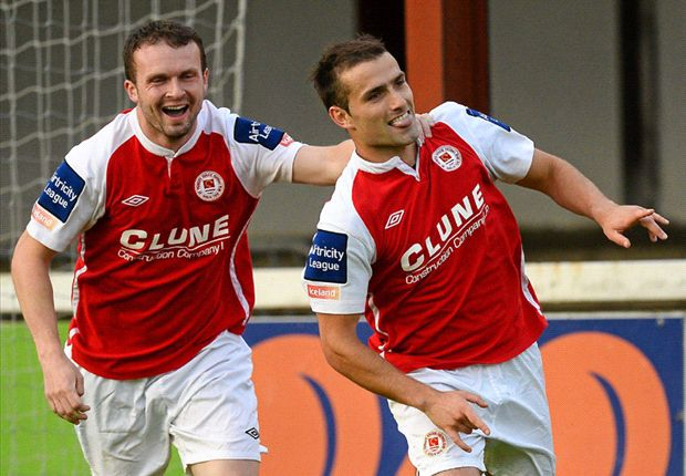 Airtricity Premier Division Team of the Week: Fagan double helps Saints stay top