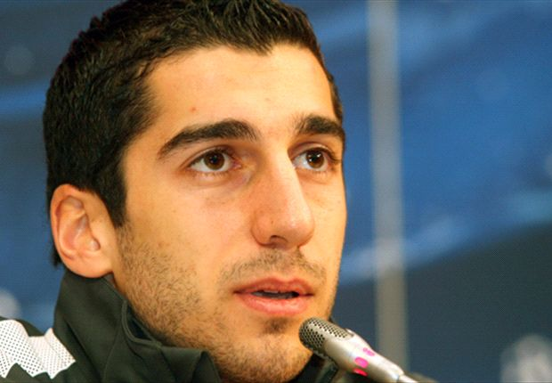 Dortmund edge ahead of Liverpool in race for Mkhitaryan