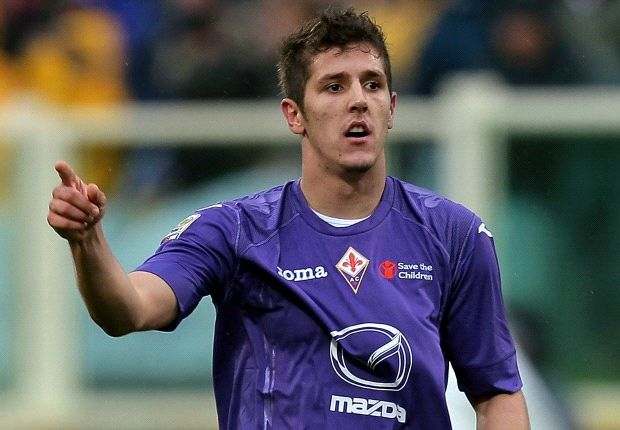 Fiorentina demand €30m for Jovetic