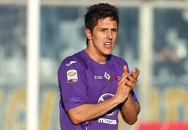Manchester City agree £23.3 million fee with Fiorentina for Jovetic