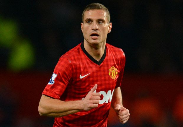 Manchester United defender Vidic is confident his knee problems are behind him