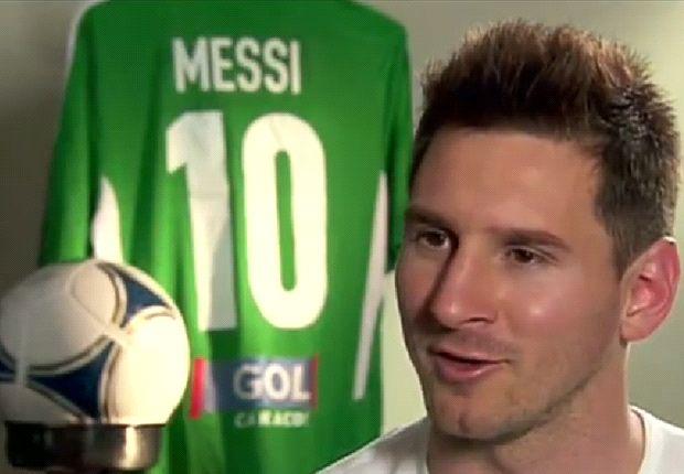 Gewann das Benefizspiel mit 9:6 Lionel Messi